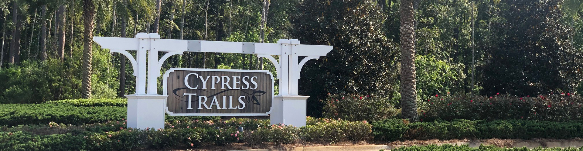 Cypress Trails Cover Image